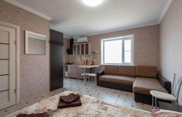 3-местный люкс - гостевой дом АллАнд
