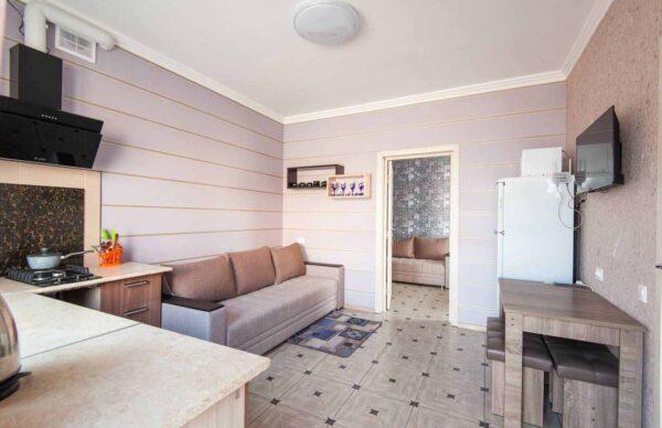 4-местный люкс - гостевой дом АллАнд